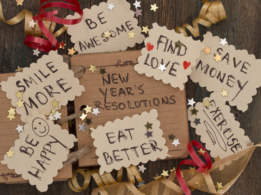 New Year's Resolutions: Top 10 Tips for Paying off Debt